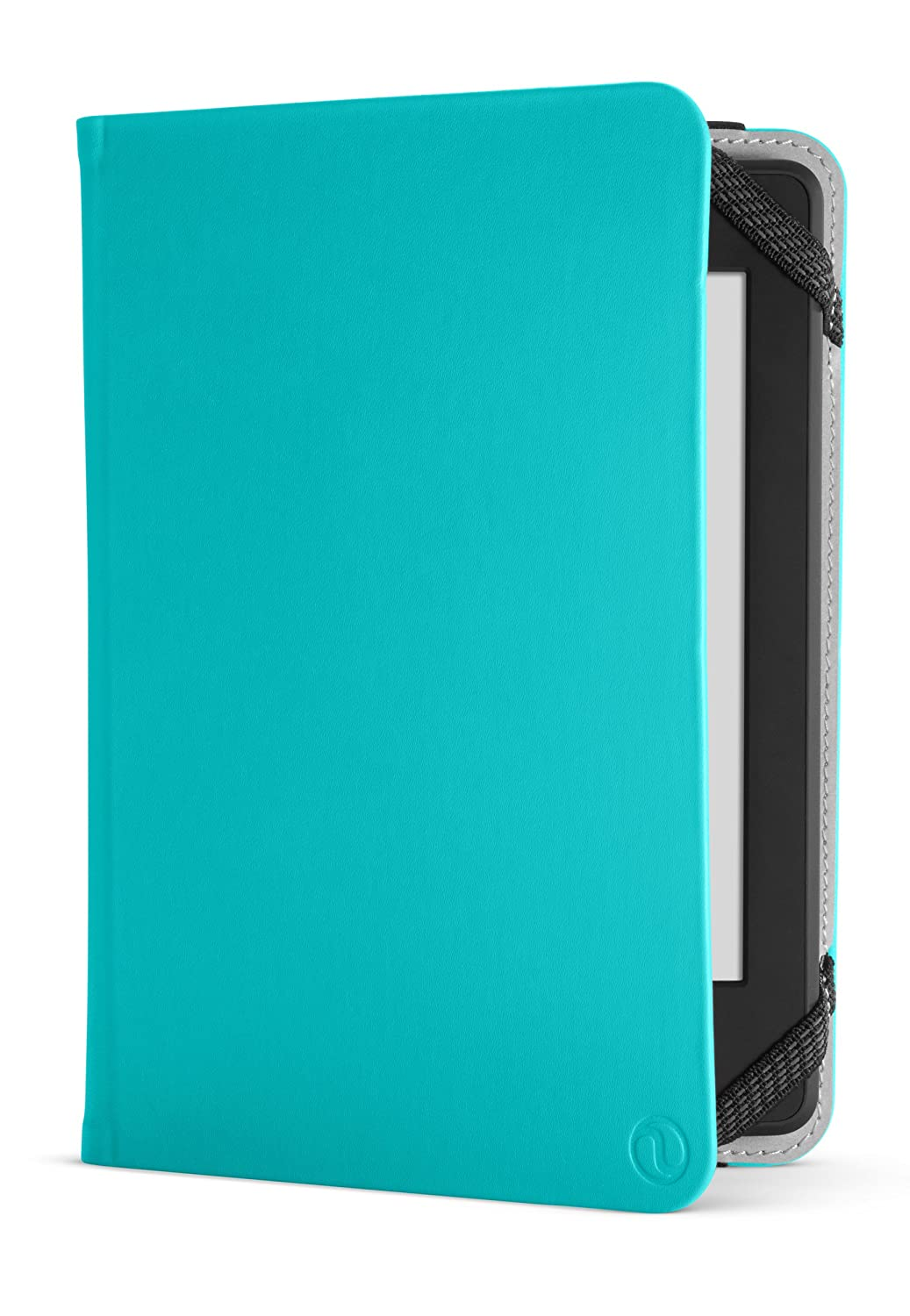 NuPro Amazon Kindle Paperwhite Case - Lightweight Durable Slim Folio Cover (fits Kindle and Kindle Paperwhite), Turquoise