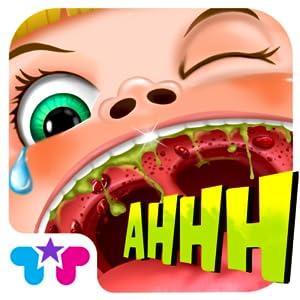 Say AHHHH! - Throat Doctor X by TabTale LTD