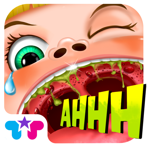 Say Ahhhh! - Throat Doctor X front-735300
