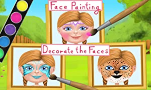 Birthday Girl BBQ Party - Crazy Dress Up, Face Painting & Hot Dog Maker from TutoTOONS