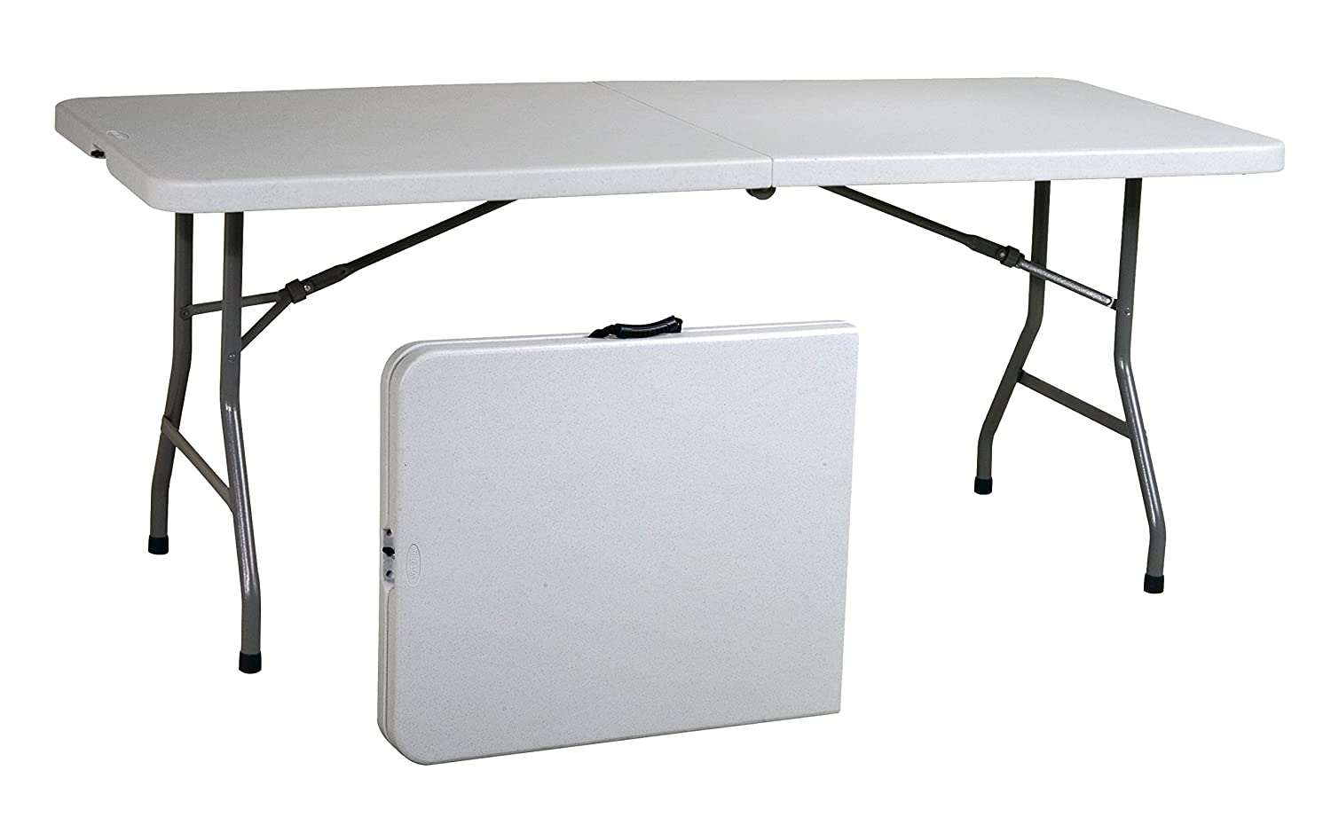 Tables for us the best 6 foot folding table for Table 6 feet