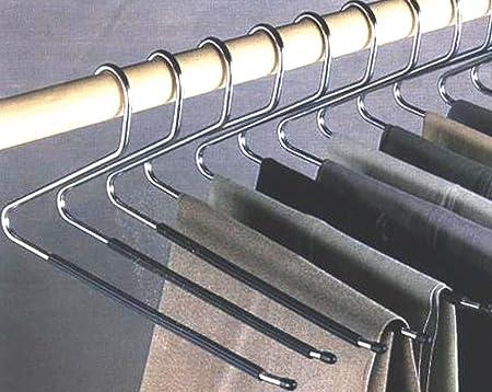 12 piece set of Jobar Slacks Hangers Open Ended pants Easy Slide