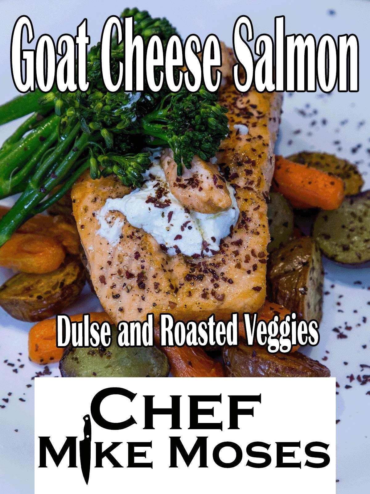 Goat Cheese Salmon