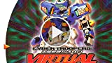 Classic Game Room - VIRTUAL ON For Dreamcast