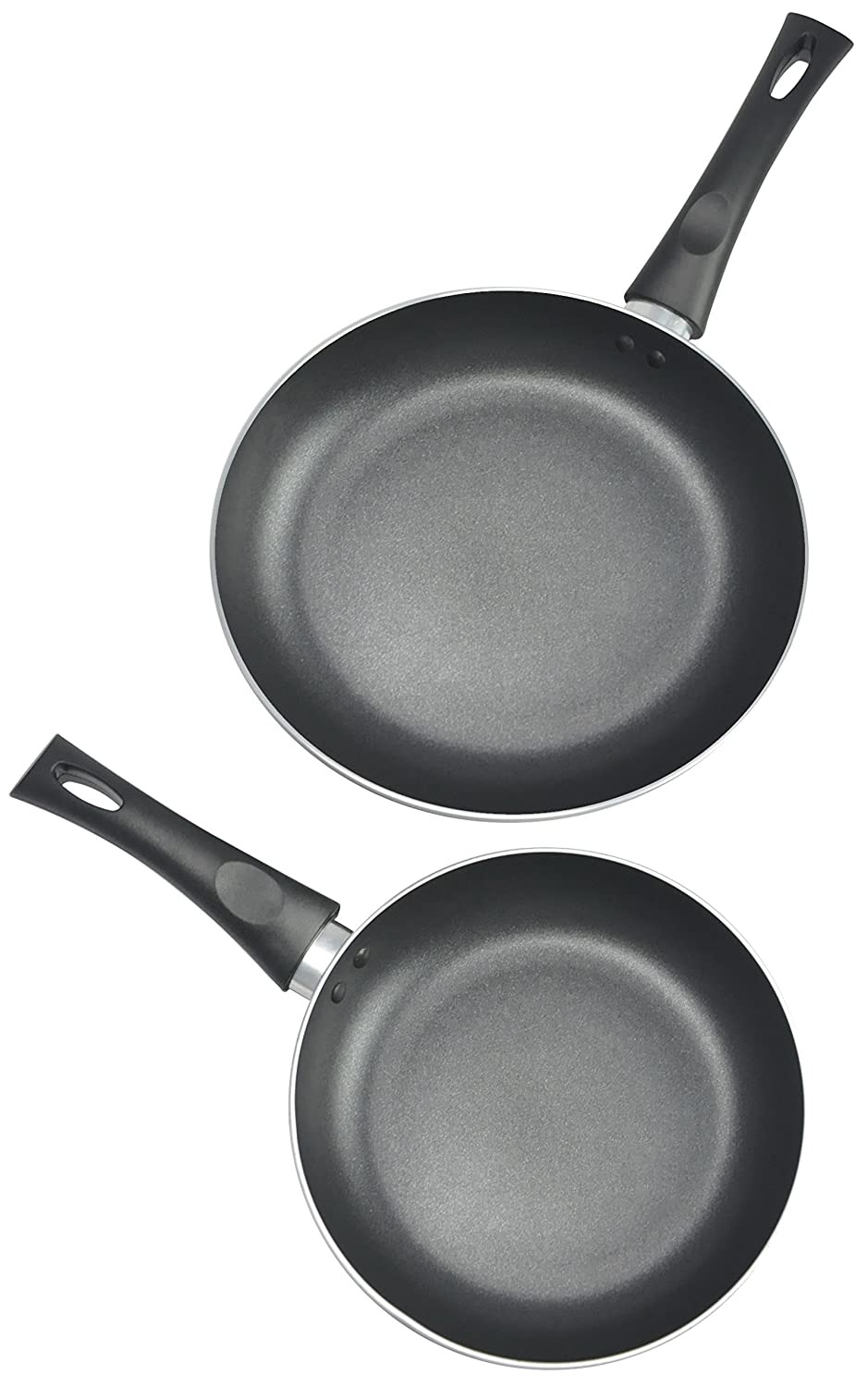 Kitchen Pro by WearEver Nonstick Fry Pans, 8 and 10-Inch, 2-Piece Set