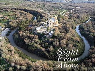 SIGHT FROM ABOVE: Amazing photos book: The Holy Land: Discover the Great Sites of History from the Air - Included the sites for Christian holy places- Christian book, Tourist & Travel guide book