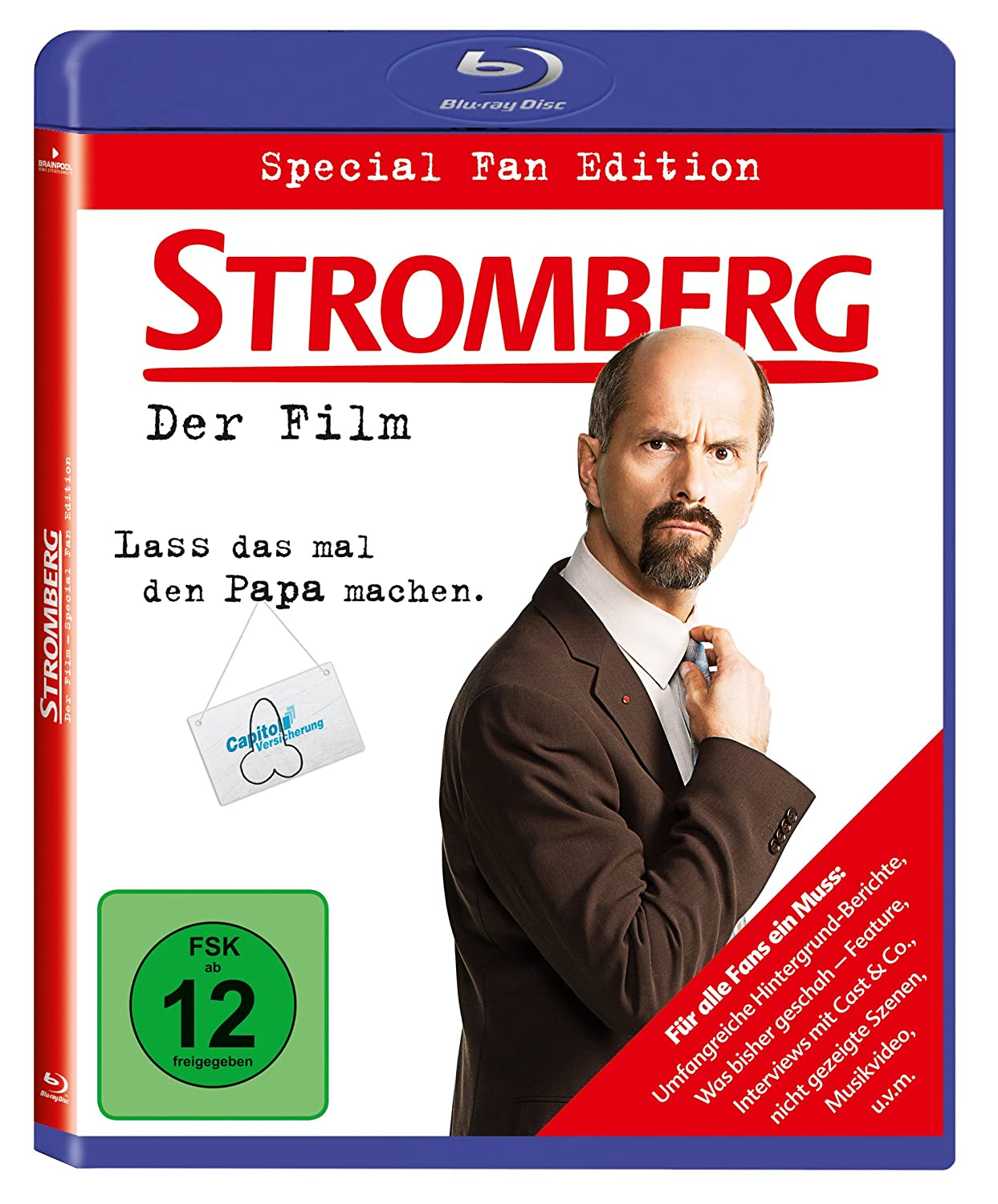Stromberg - Der Film:<br>Special Edition Blu-ray