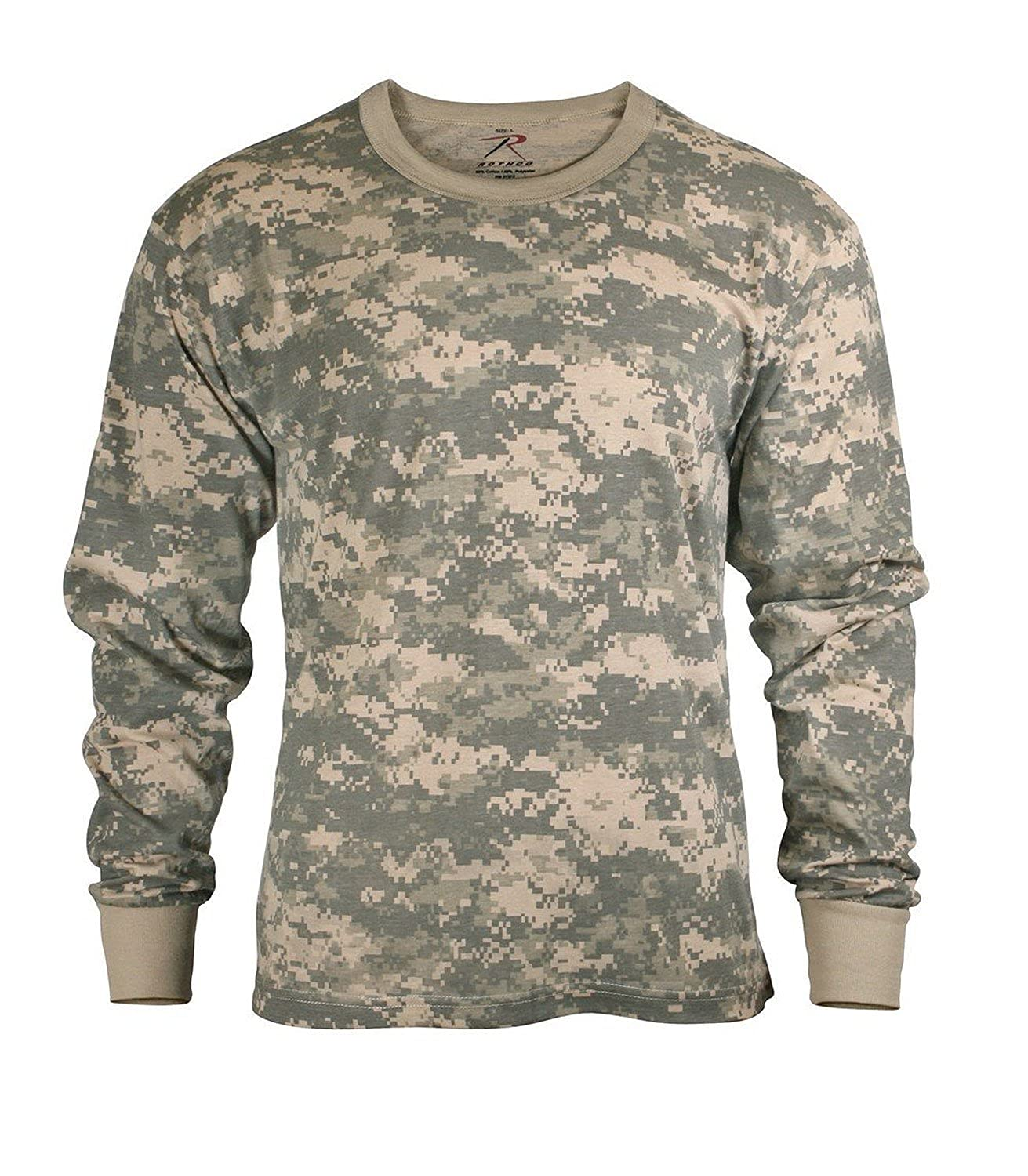 Army Digital Camo Jerseys Mens Army Digital Camo Long
