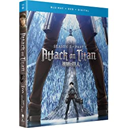 Attack on Titan: Season 3 - Part I [Blu-ray]