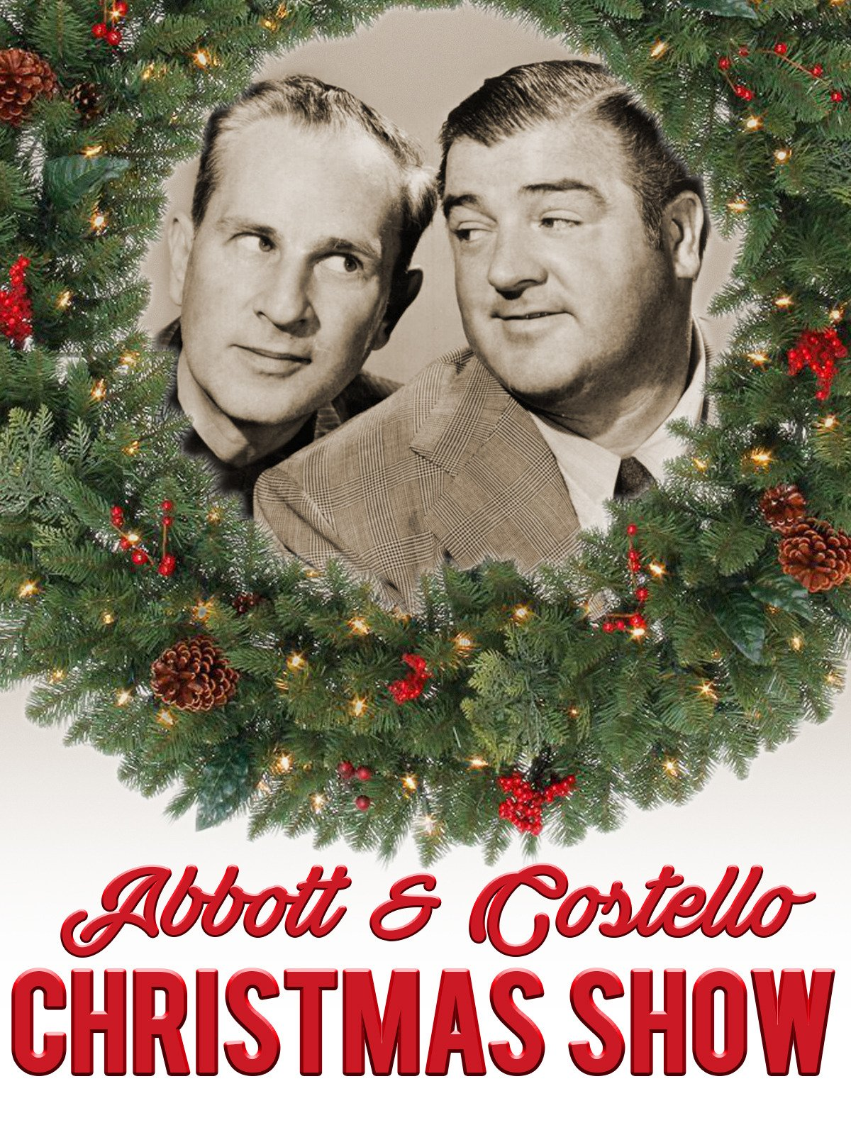 Abbott & Costello Christmas Show on Amazon Prime Instant Video UK