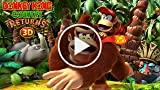 CGR Undertow - DONKEY KONG COUNTRY RETURNS 3D Review...