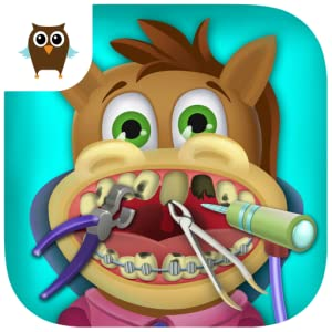 Little Buddies - Animal Hospital, Dentist Office, Ear and Eye Doctor by TutoTOONS