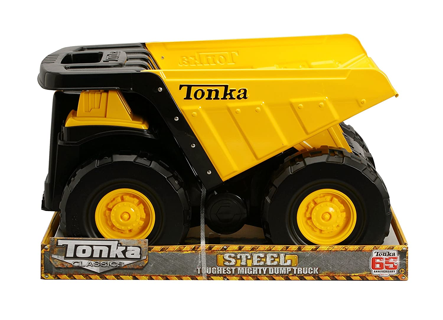 Tonka Construction Toys For Boys : Tonka toughest mighty dump truck new free shipping ebay