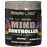 Psychotic Labz Mind Controller, Cotton Candy, 0.65 Pound (Tamaño: 0.65 Pound)
