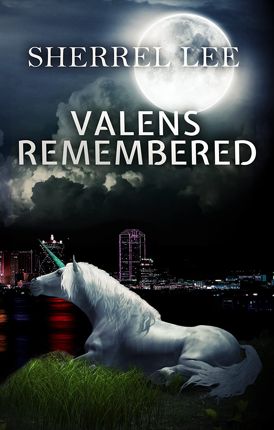 Valens Remembered, A Paranormal Fantasy Romance