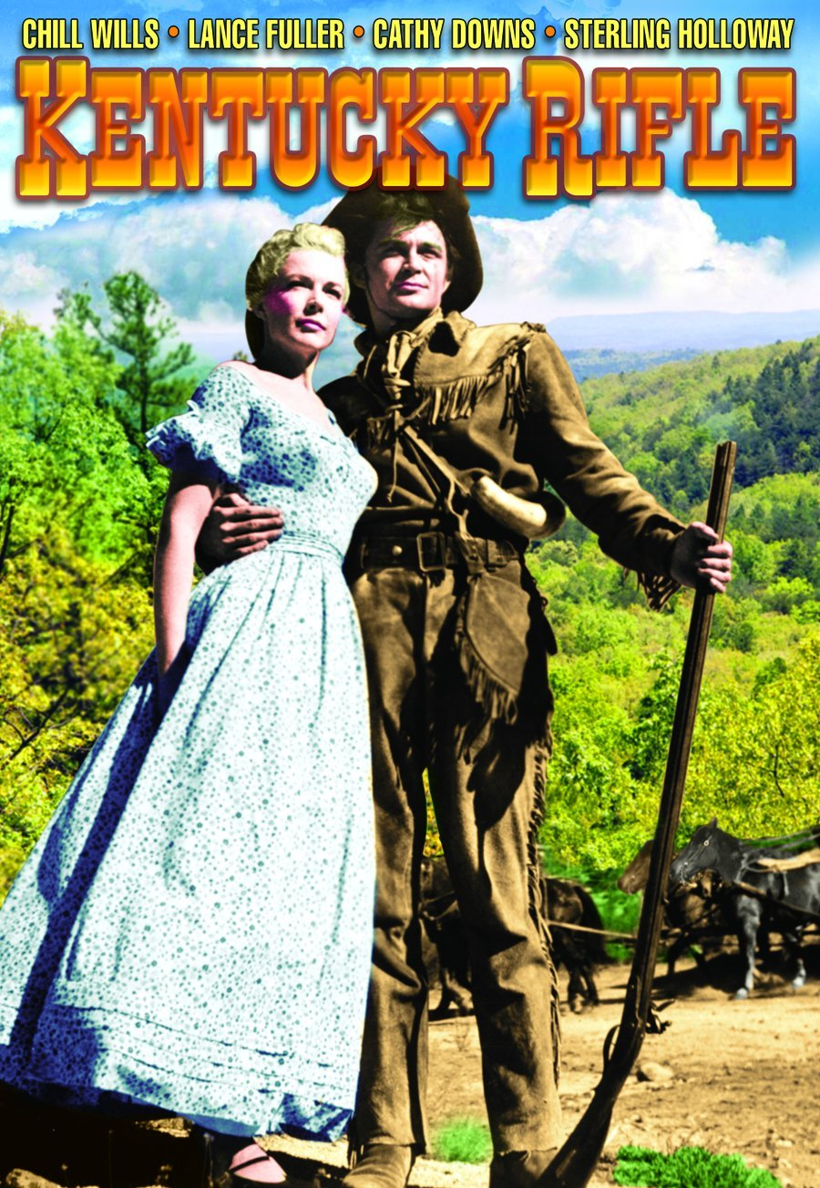 Kentucky Rifle DVD