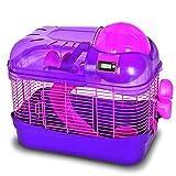 Ware Manufacturing Spin City Health Club Habitat - Purple (Color: Purple, Tamaño: Small)