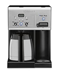 Cuisinart Coffee Plus 14-Cup Thermal Programmable Coffeemaker and Hot Water System