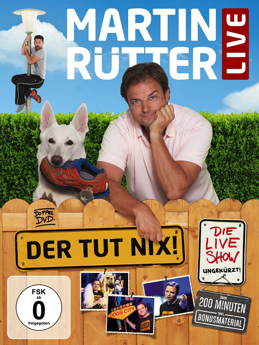 Martin Rütter - Der tut nix! - Doppel-DVD