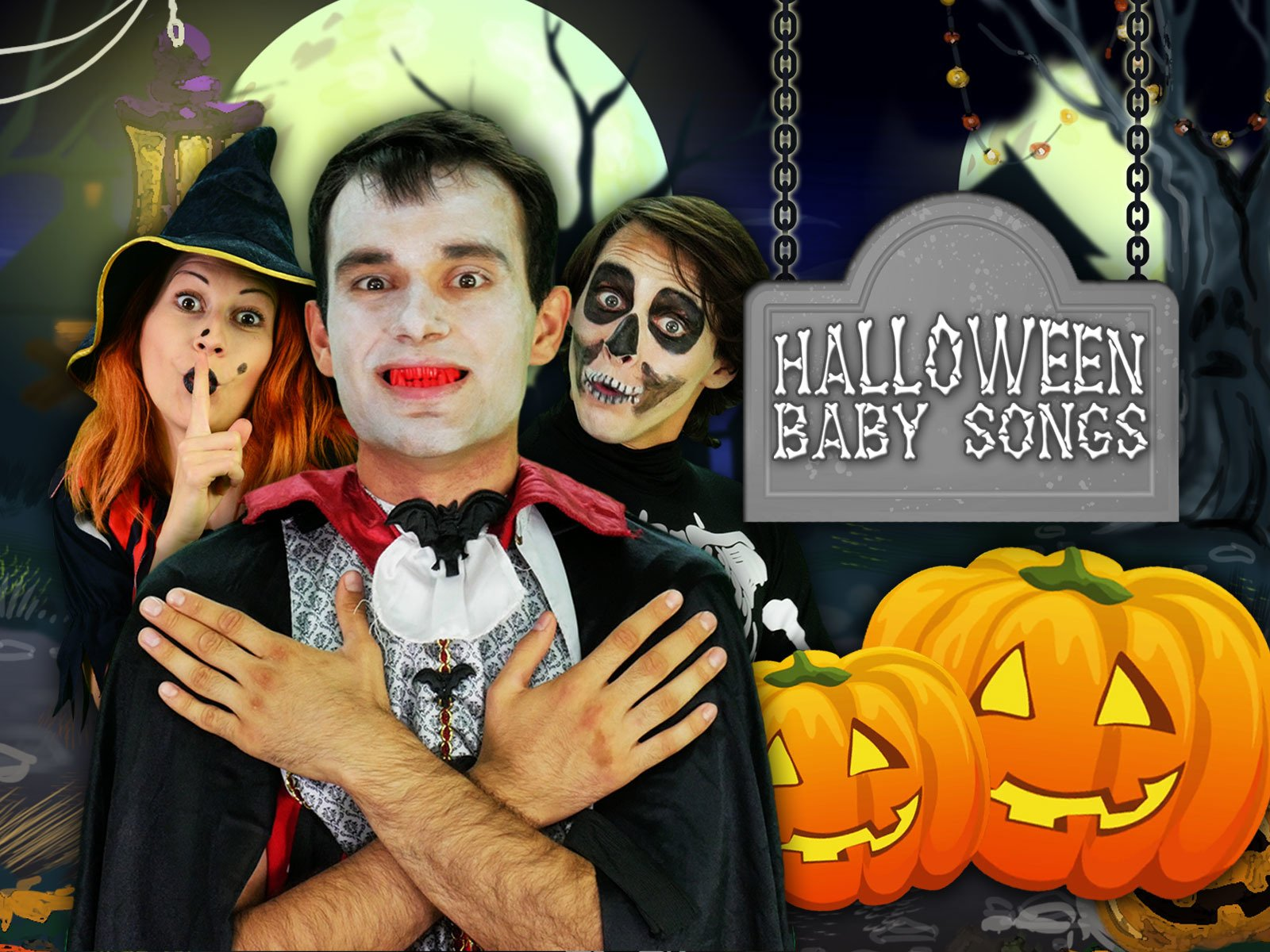 Halloween Baby Songs - Season 1