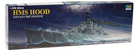 1/350 HMS Hood Battleship