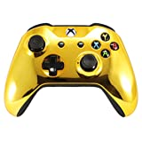 Xbox One Custom Gaming Controller - Xbox 1 Wireless Controller - (Gold) (Color: Gold)