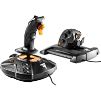 Thrustmaster T.16000M FCS HOTAS Flight Stick and Throttle Controller