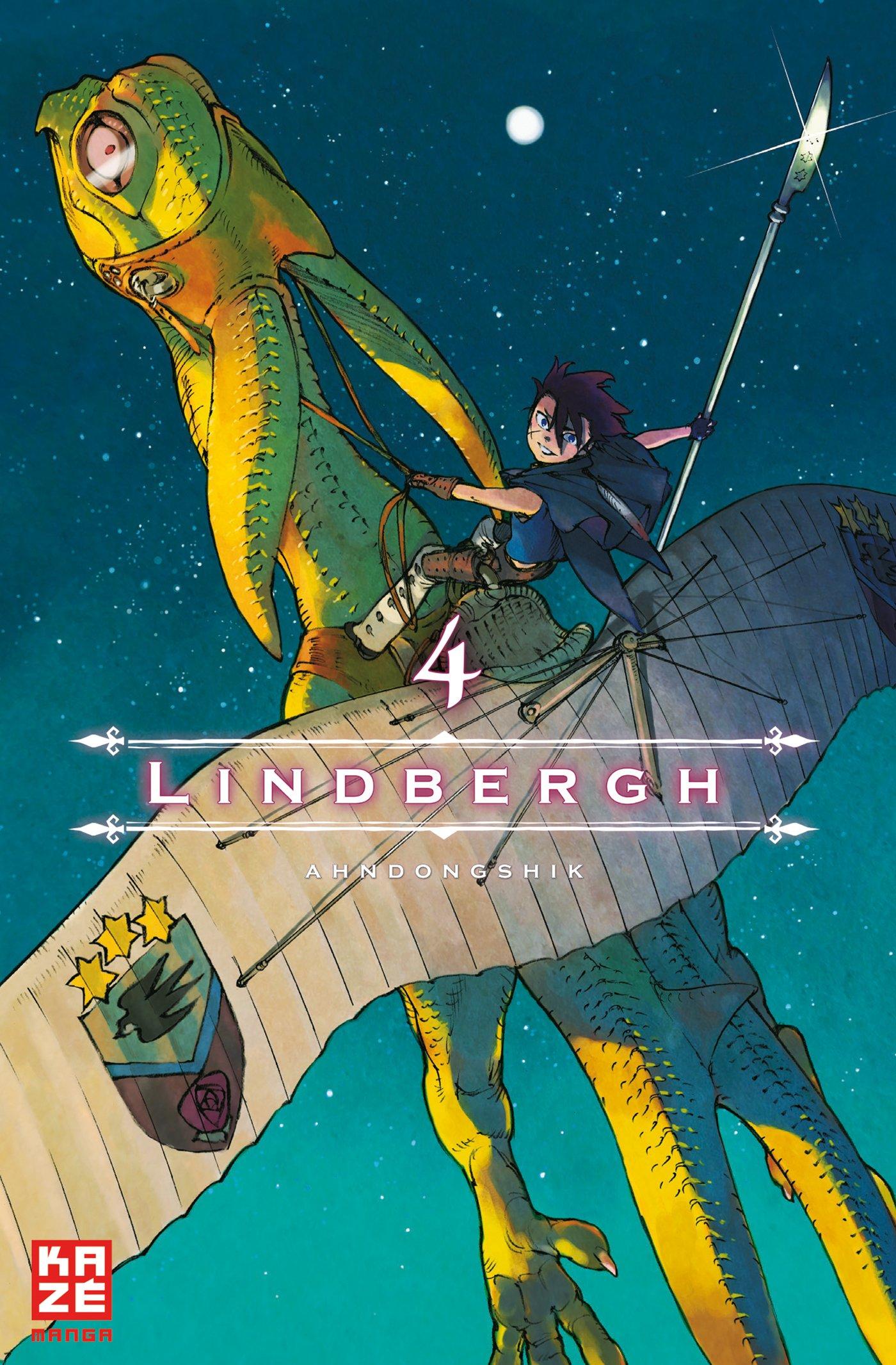 Lindbergh, Band 4