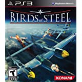 Birds of Steel - Playstation 3 (Color: One Color, Tamaño: One Size)