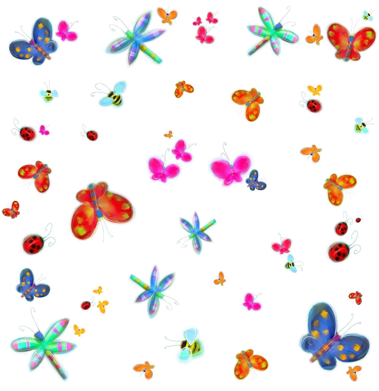 RoomMates – Wandsticker Schmetterlinge 33 Stück online kaufen