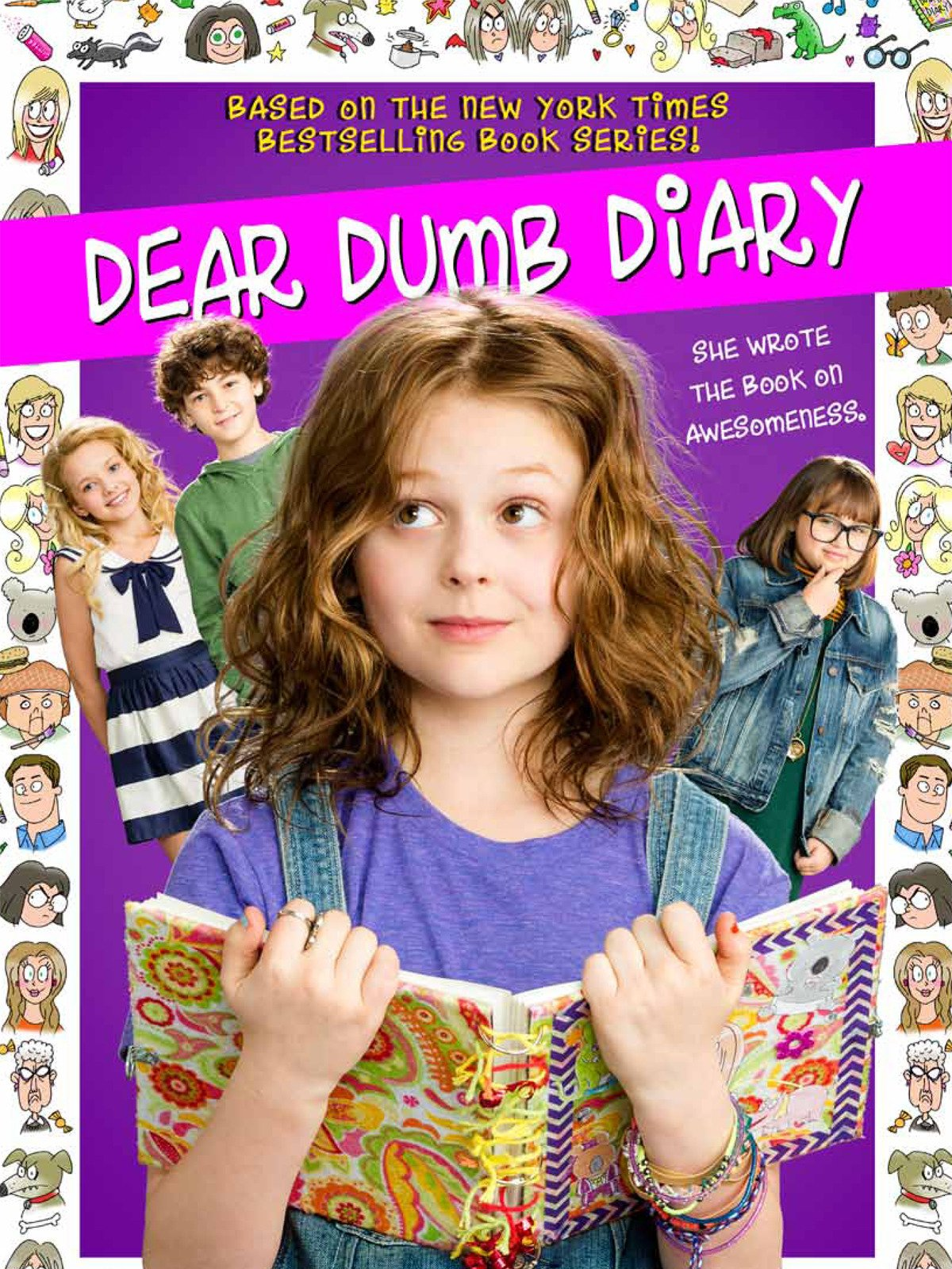 Dear Dumb Diary on Amazon Prime Instant Video UK