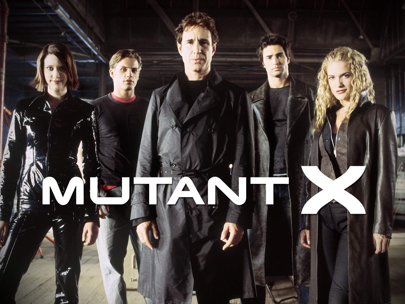 Mutant X on Amazon Prime Video UK