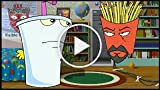 Aqua Teen Hunger Force Colon Movie Film For Theaters...