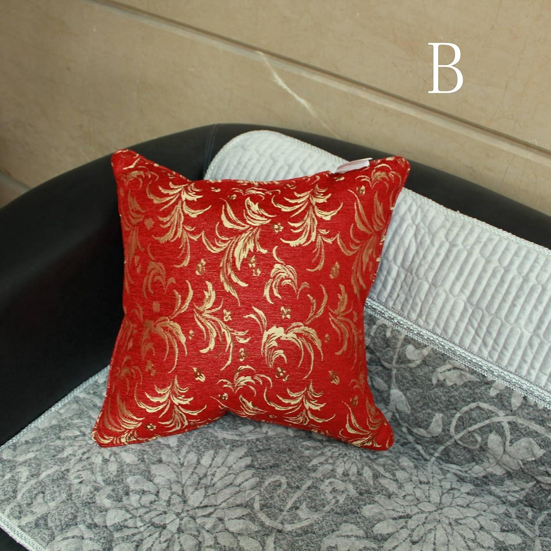 欧式高档雪尼尔提花沙发抱枕家用靠垫