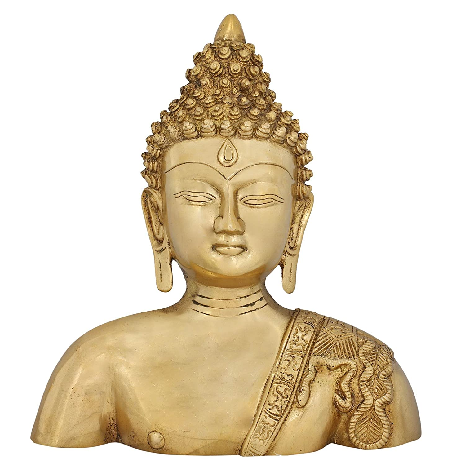 Buddha Head Statues: Large and Medium for Outdoor & Indoor