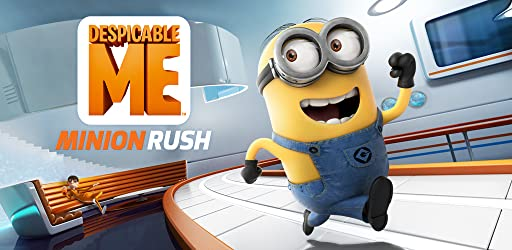 Minion Rush Kindle Hd