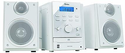Tokai TM300W Chaîne Hi-Fi Blanc