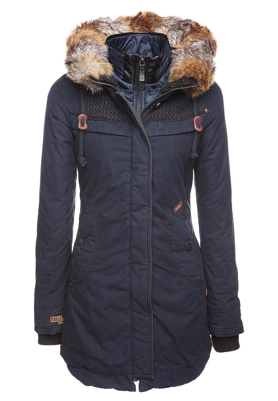 khujo Damen Mantel CALLIE WITH INNER JACKET 1081CO153J_450 günstig online kaufen