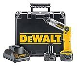 DEWALT DW920K-2 1/4-Inch 7.2-Volt Cordless Two-Position Screwdriver Kit