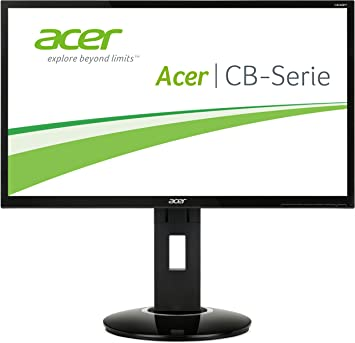 "Acer CB240HYK Ecran PC LED 23,8"" 3840 x 2160 6 ms DVI/HDMI Noir"