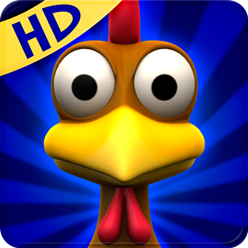 Hello Talky Chip! Hd Free - The Talking Chicken - Text, Talk, Joke And Play With Your Funny Animal Friend