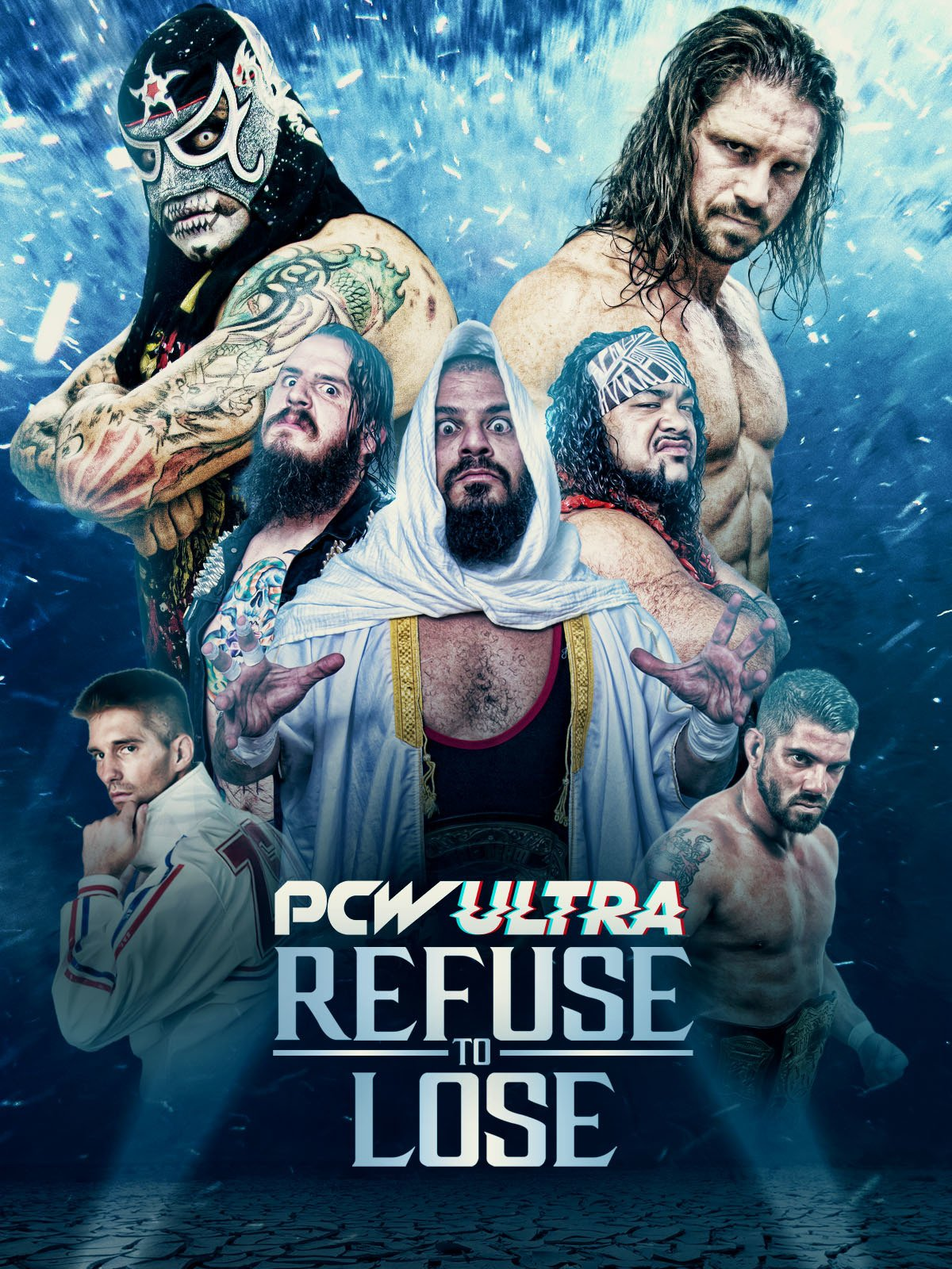 PCW Ultra Refuse To Lose on Amazon Prime Instant Video UK