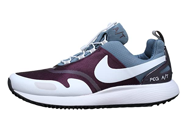 4b0f1a8c2be5 NIKE Air Pegasus A T Winter Mens Shoes Blue Fox Wolf Grey Port Wine 924497- 400 ...