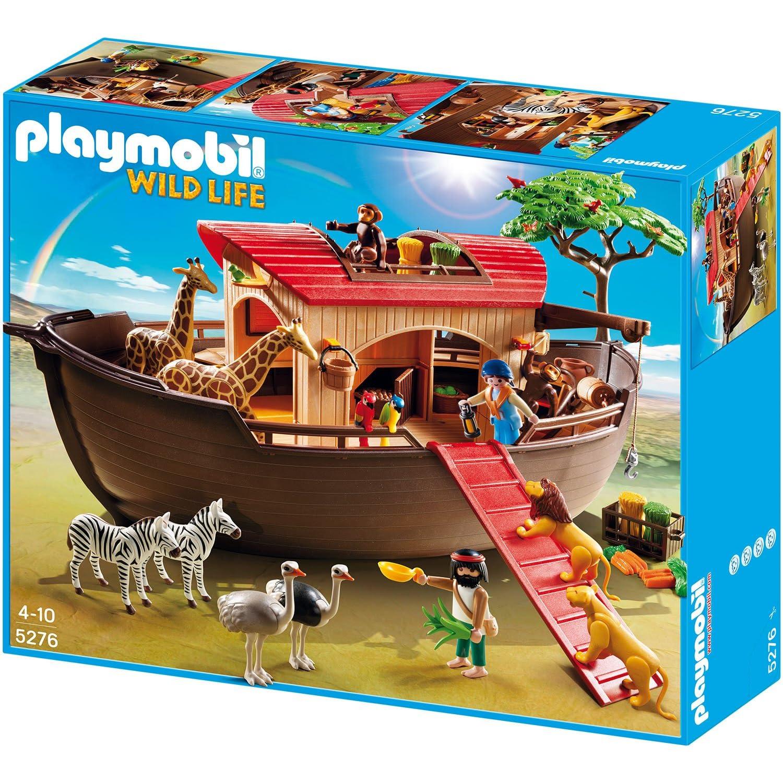 Playmobil Wild Life 5276 – Große Arche der Tiere