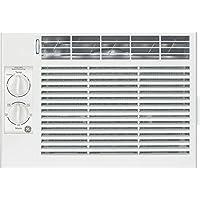 General Electric AEY05LV 5000-BTU 115V Window Air Conditioner (White)
