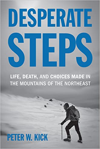 Desperate Steps: Life, Death, and Choices Made in the Mountains of the Northeast