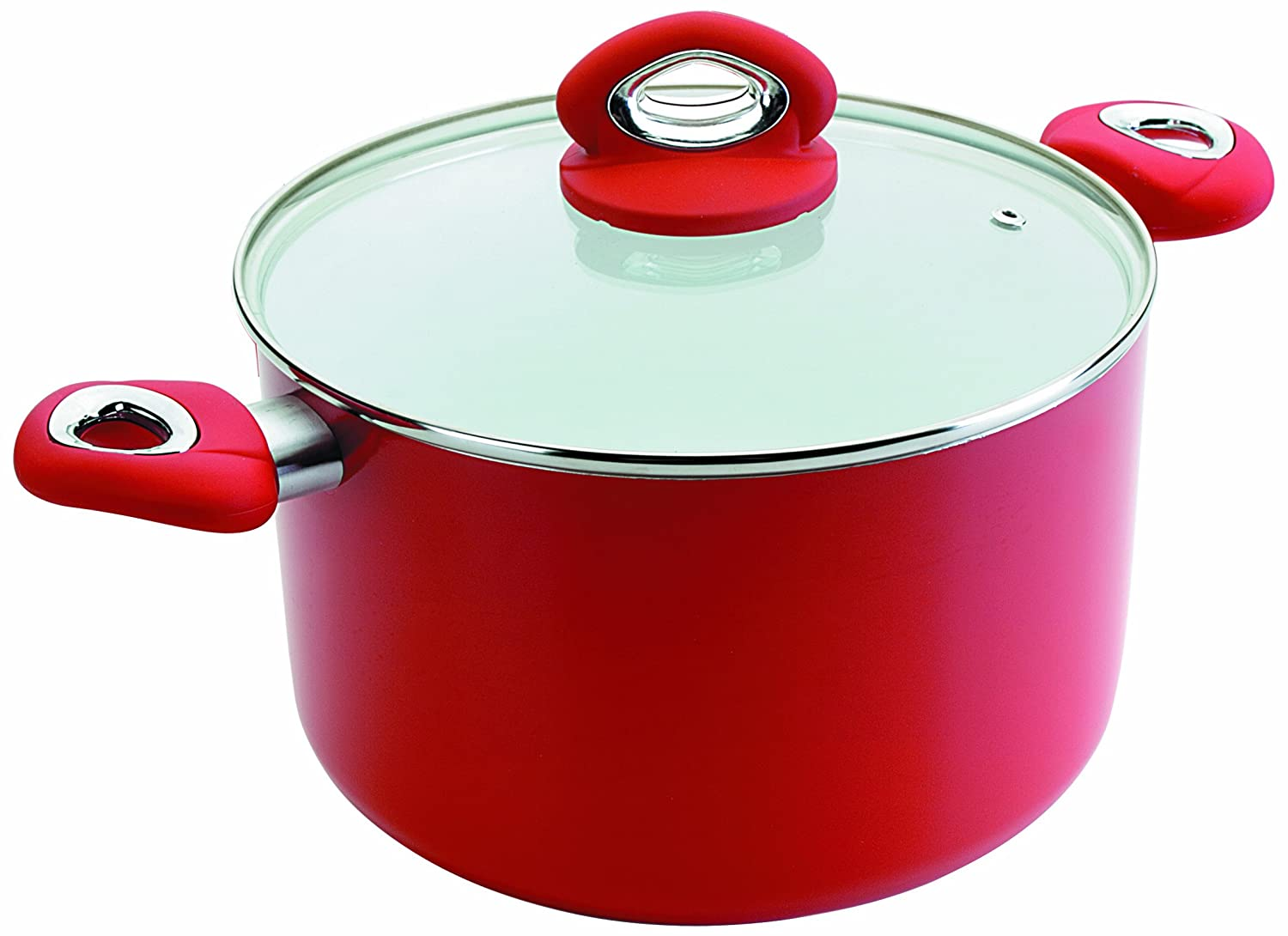 IBILI 418328 STOCK POT WITH LID VITAL 28 CM ibili 400028 induplus