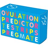 PREGMATE 30 Ovulation Test Strips LH Surge OPK Predictor Kit (30 LH) (Tamaño: 30 LH)