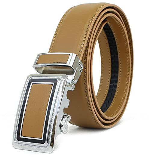 95283b37704b1 Leather Stylish Mens Belt available at Amazon for Rs.3657