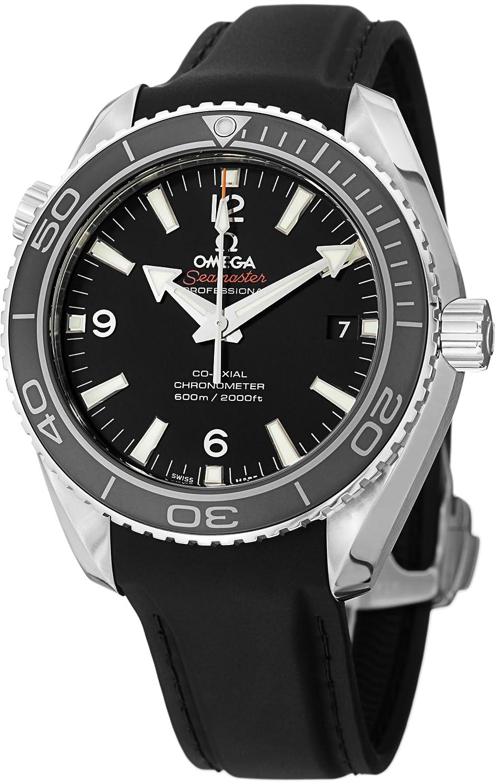 Omega Seamaster Planet Ocean Men's Automatic Watch 232.32.42.21.01.003 edox grand ocean automatic chronometer